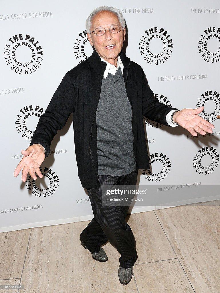 Choreographer Tony Charmoli attends The Paley Center For Media's Holiday Salute To Danny Kaye at The Paley Center for Media on December 5, 2012 in Beverly Hills, California.