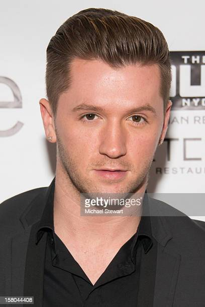 Choreographer Travis Wall attendsBARE The Musical Opening Night After Party at Out Hotel on December 9 2012 in New York City