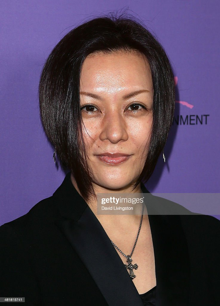 Choreographer Yako Miyamoto attends a screening of 'Make Your Move' at Pacific Theatre at The Grove on March 31, 2014 in Los Angeles, California.