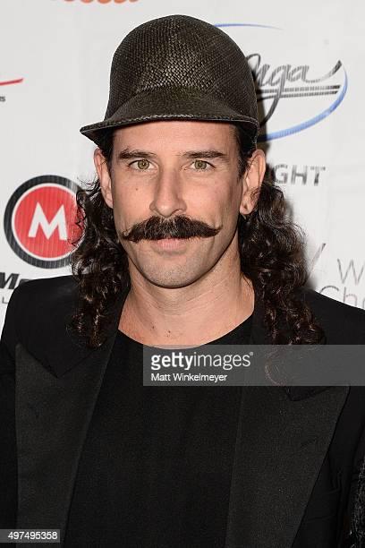 Choreographer/dancer Ryan Heffington arrives at the World Choreography Awards at The Ricardo Montalban Theatre on November 16, 2015 in Hollywood,...