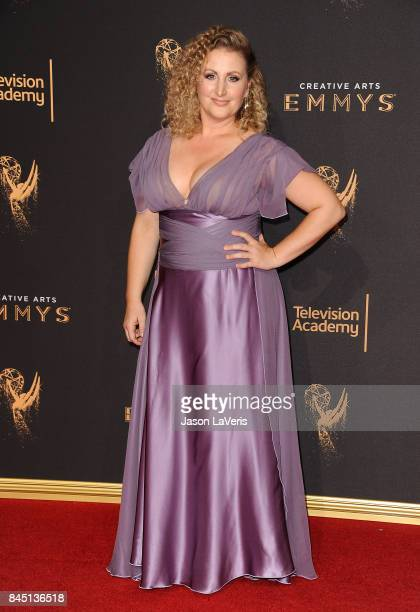 ChoreographerMandy Moore attends the 2017 Creative Arts Emmy Awards at Microsoft Theater on September 9 2017 in Los Angeles California
