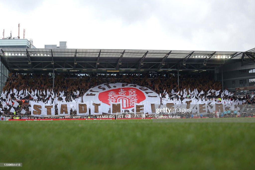 FC St. Pauli v VfL Osnabrück - Second Bundesliga : News Photo