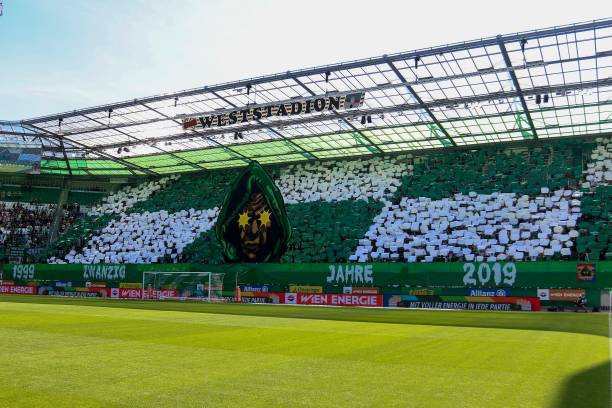 AUT: SK Rapid Wien v FC Flyeralarm Admira - tipico Bundesliga