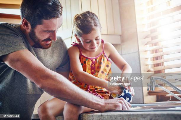 Chores teach kids many lessons on responsibility