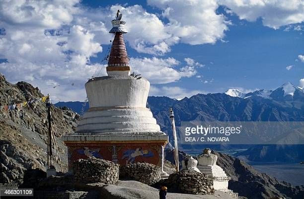 Chorten around Leh The Himalayas Bhutan