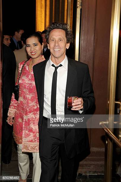 Chosan Nguyen and Brian Grazer attend VANITY FAIR Tribeca Film Festival Party hosted by GRAYDON CARTER ROBERT DE NIRO and RONALD PERELMAN at The...