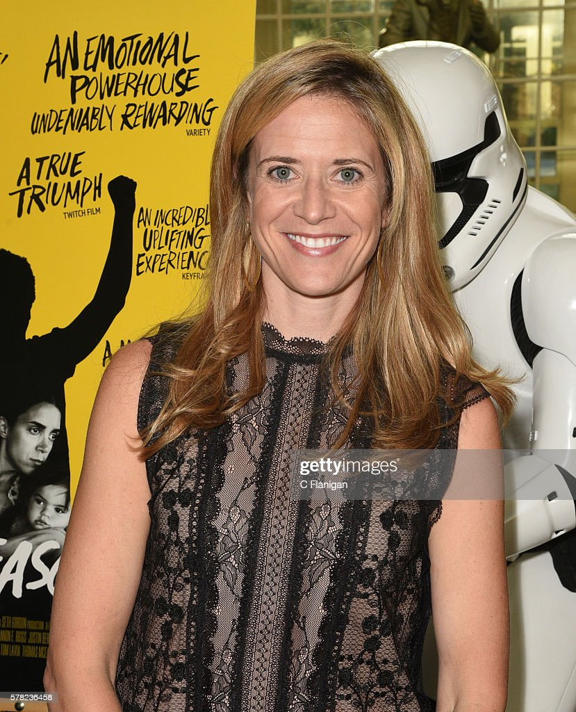 Host Blye Faust Attends The Special Screening For Amazon Studios And Open  Road Filmsu0027 U0027
