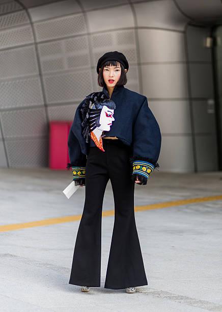 Photos Et Images De Street Style Hera Seoul Fashion Week