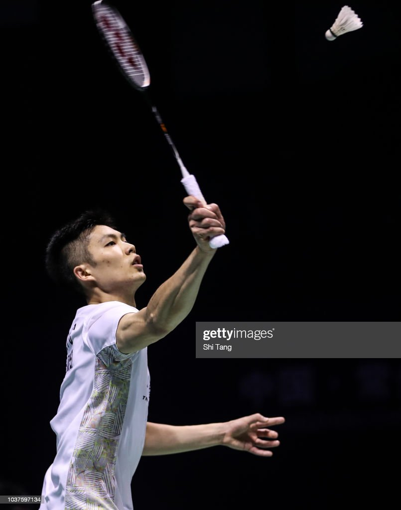 2018 China Open Badminton - Day Five