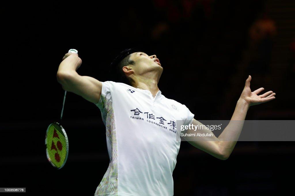 Badminton Singapore Open - Finals