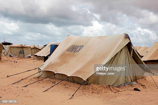 choucha refugee camp - refugee camp stock pictures, royalty-free photos & images