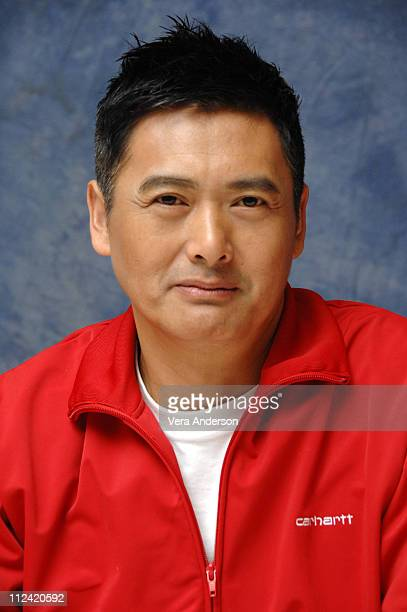 Chow Yun Fat Stock Photos And Pictures Getty Images