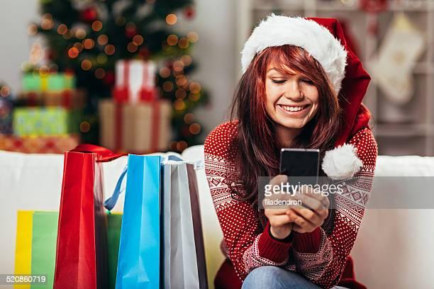 Chriatmas shopping