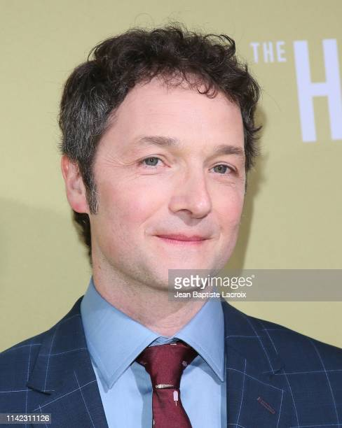 Chris Addison attends the premiere of MGM's The Hustle at ArcLight Cinerama Dome on May 08 2019 in Hollywood California