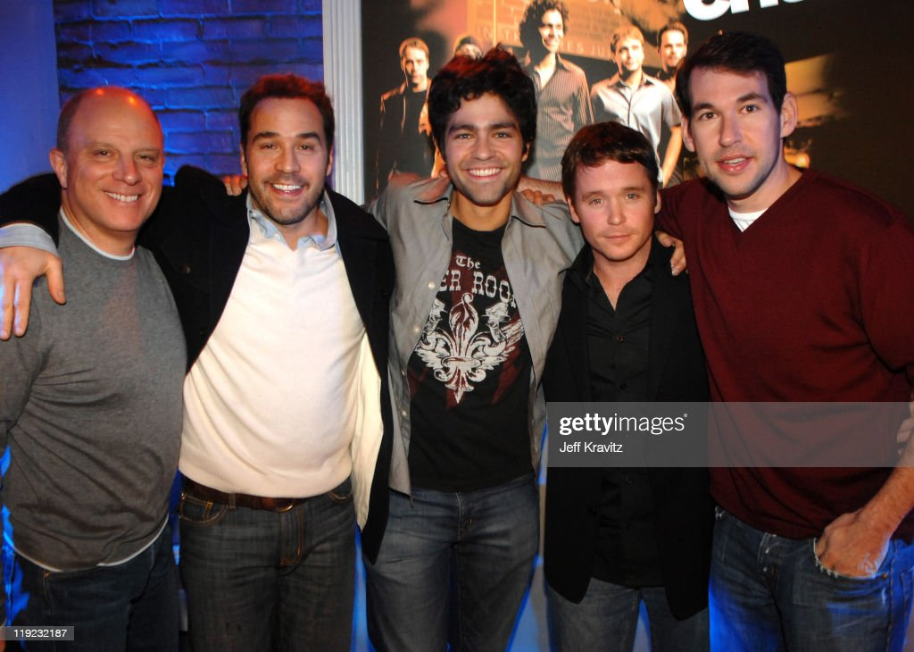 HBO's 13th Annual U.S. Comedy Arts Festival - Entourage: Behind the Scenes - Backstage : News Photo