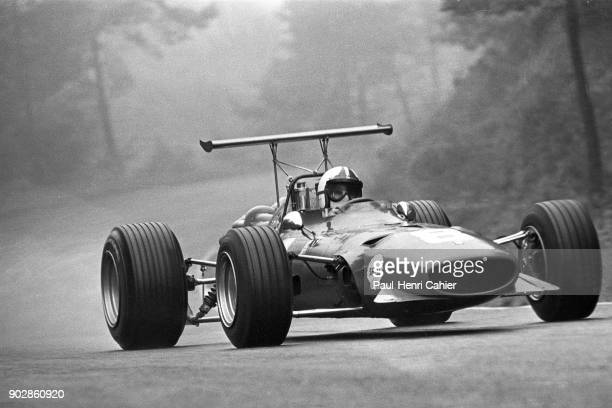 Chris Amon Ferrari 312 Grand Prix of Germany Nurburgring 04 August 1968