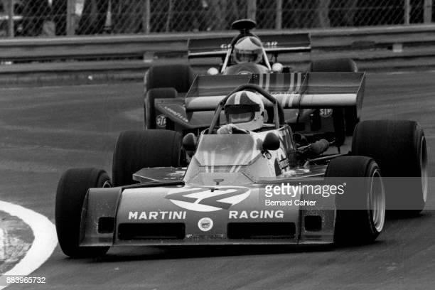 Chris Amon Tecno PA123/6 Grand Prix of Belgium Circuit Zolder 20 May 1973