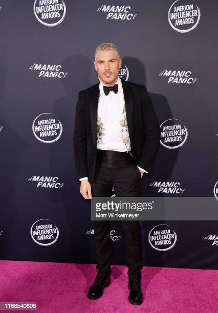 Chris Appleton attends the 2nd Annual American Influencer Awards at Dolby Theatre on November 18 2019 in Hollywood California