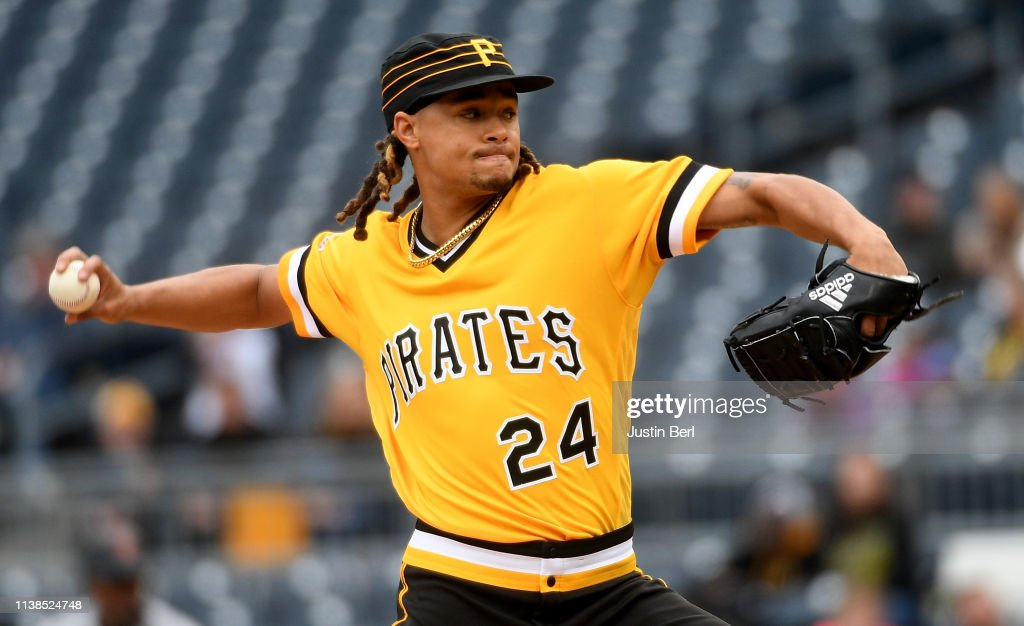 PA: San Francisco Giants v Pittsburgh Pirates
