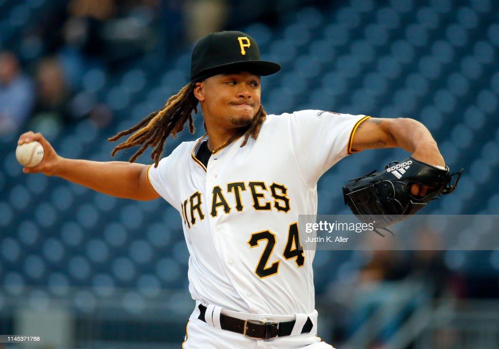 PA: Colorado Rockies v Pittsburgh Pirates