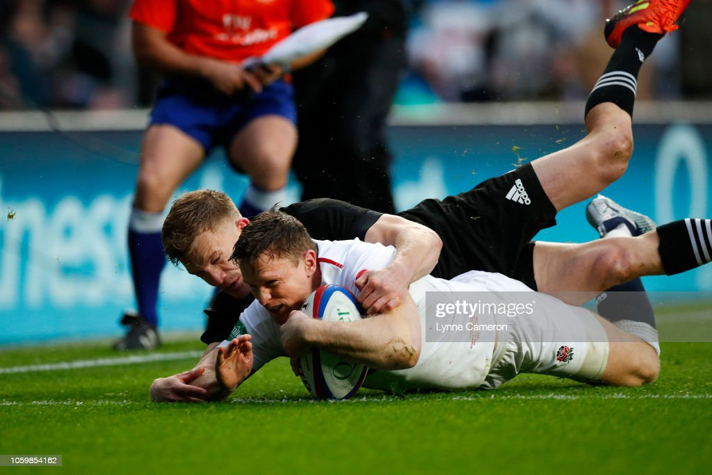 England v New Zealand - Quilter International : News Photo