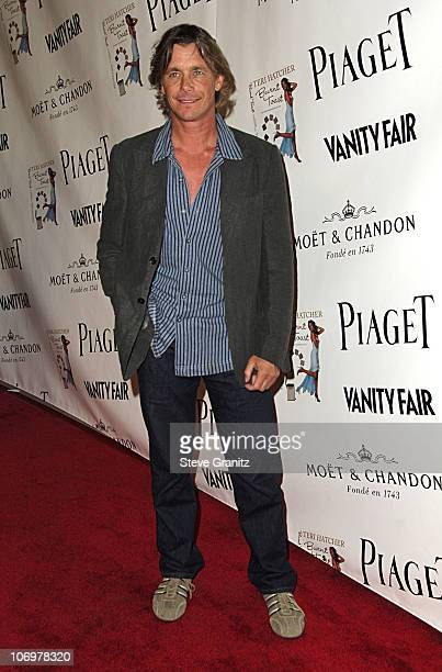 Chris Atkins during Launch Party for Teri Hatcher's Book Burnt Toast and Other Philosophies of Life Arrivals at Book Soup/Aqua Restaurant Lounge in...