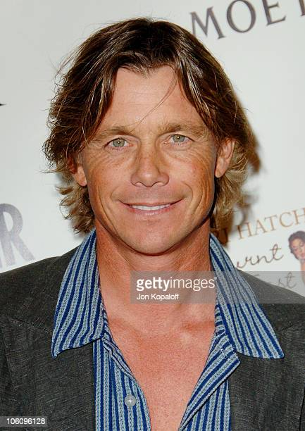 Chris Atkins during Teri Hatcher Party for Her Book Burnt Toast Arrivals at AQUA Restaurant in Beverly Hills California United States