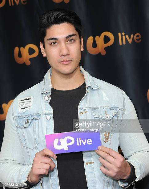 Chris Baris attends UpLive Hosts Party Concert held at Starwest Studios on December 16 2018 in Burbank California