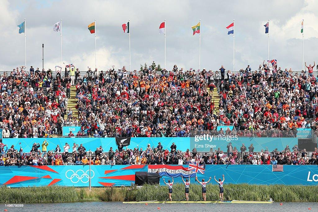 Olympics Day 6 - Rowing : News Photo