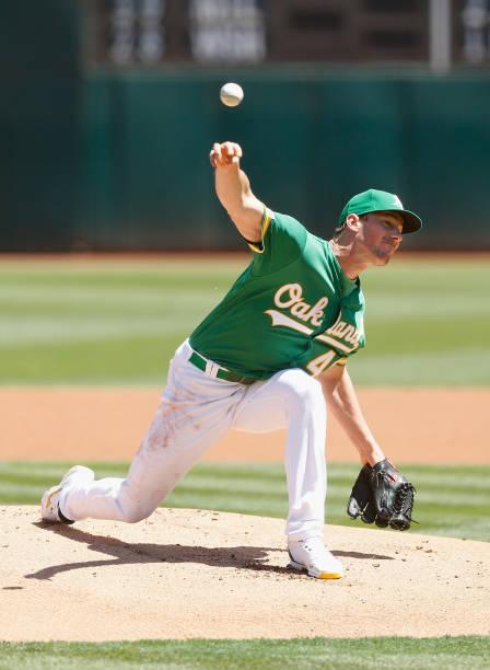 CA: Houston Astros v Oakland Athletics