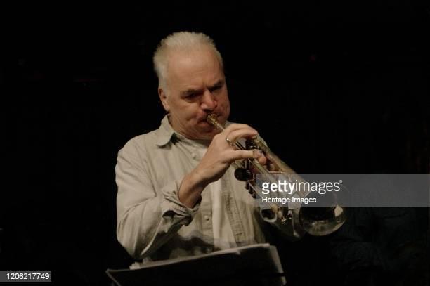 Chris Batchelor, Zone-B, Verdict Jazz Club, Brighton, East Sussex, 13 Dec 2019. Artist Brian O'Connor.