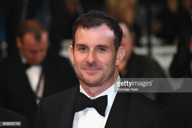 Chris Bender attends the screening of Under The Silver Lake during the 71st annual Cannes Film Festival at Palais des Festivals on May 15 2018 in...