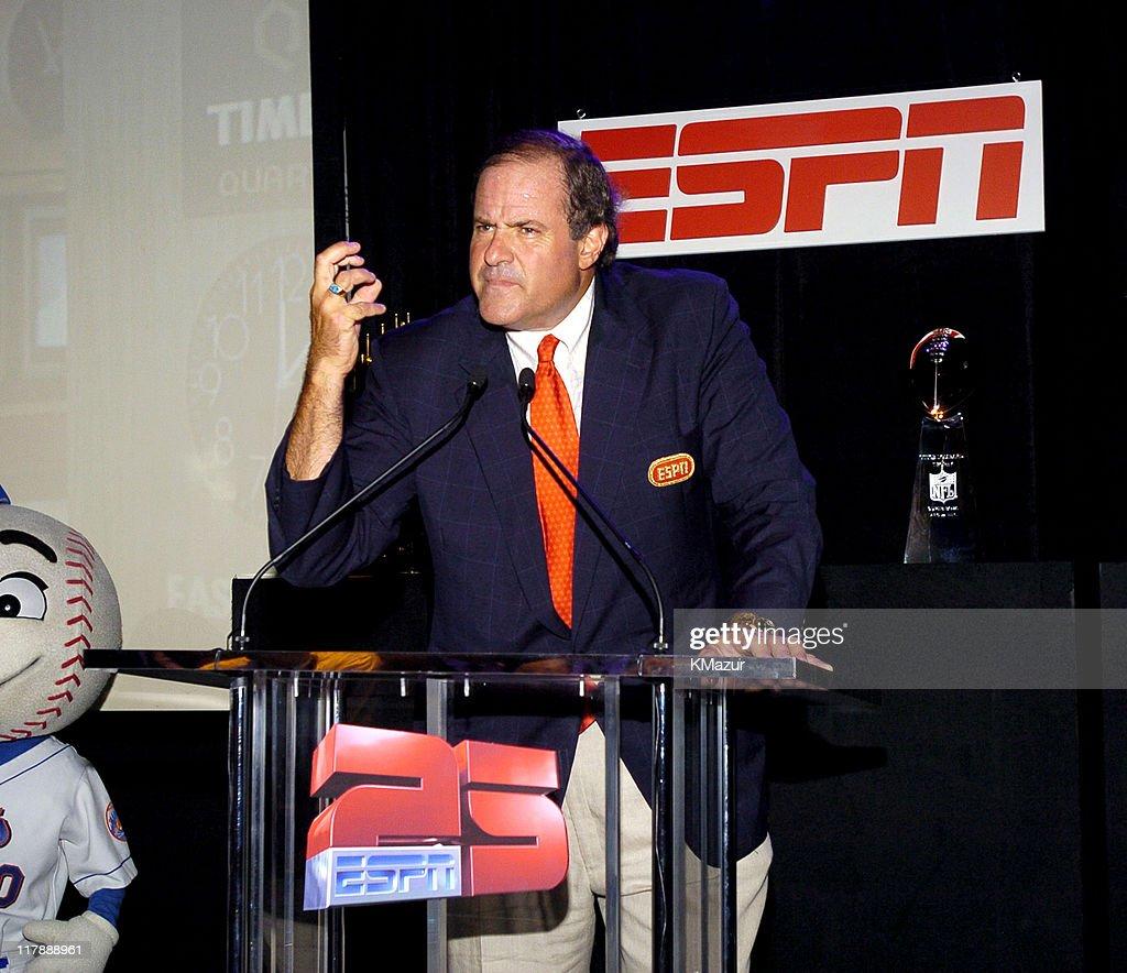 ESPN's 25th Anniversary Celebration - Inside