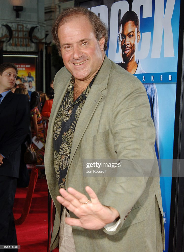 Chris Berman during 'The Longest Yard' Los Angeles Premiere - Arrivals at Grauman's Chinese Theater in Hollywood, California, United States.