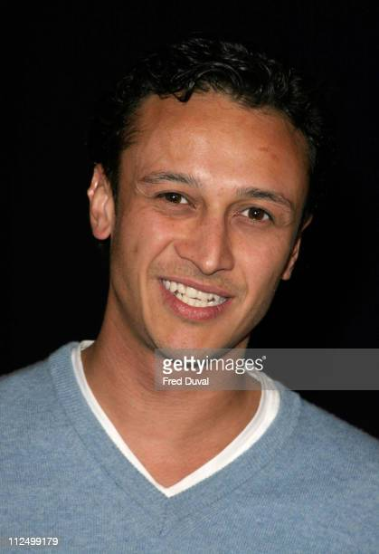 """Chris Bisson during """"Hell's Kitchen 2""""- Day 10 - Arrivals at Atlantis Building, Brick Lane in London, Great Britain."""