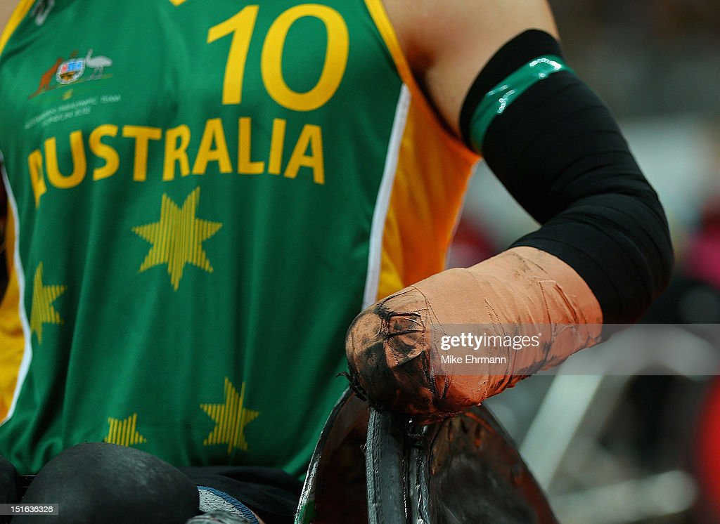 2012 London Paralympics - Best Of Day 11