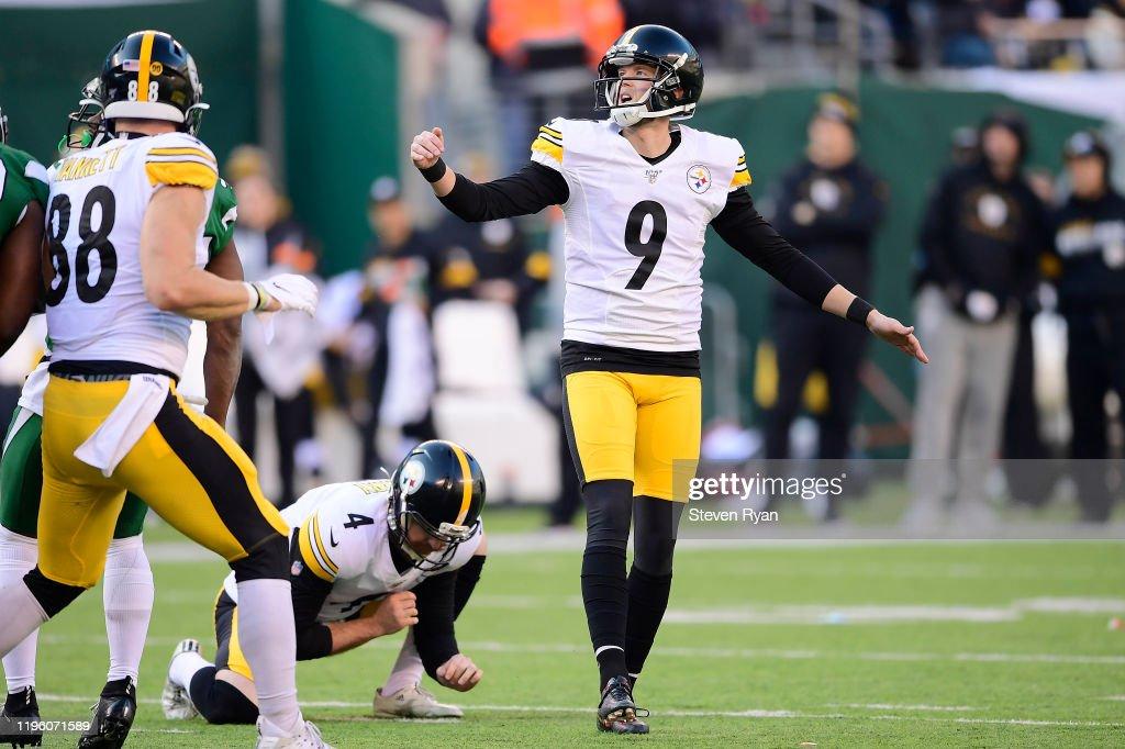 Pittsburgh Steelers vNew York Jets : ニュース写真