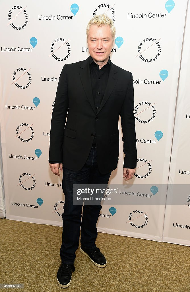 Chris Botti attends Sinatra Voice for A Century Event at David Geffen Hall on December 3, 2015 in New York City.