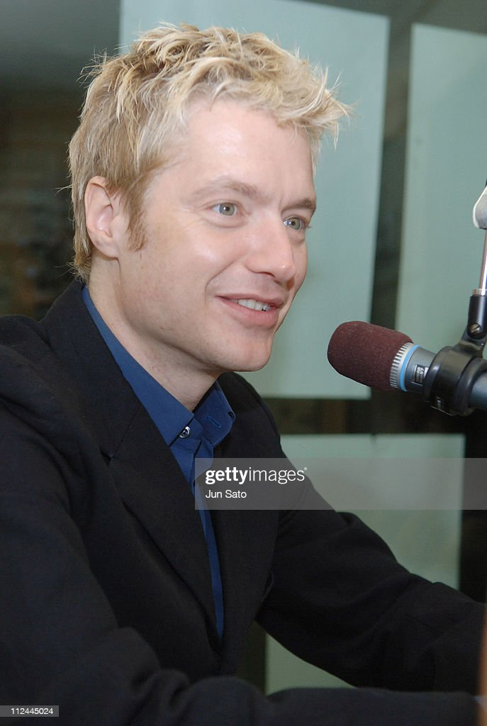 "Chris Botti Stops at InterFM to Promote his New CD ""To Love Again"" - May 17,"
