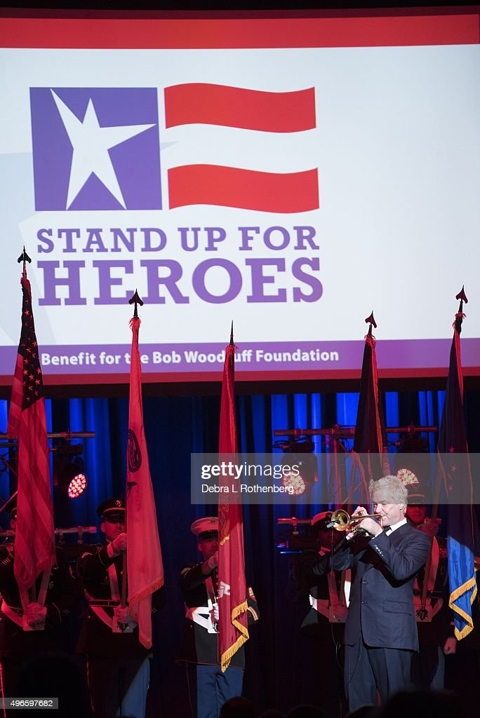 The 9th Annual Stand Up For Heroes Event Presented By NYCF - Show