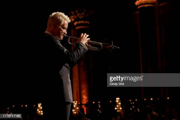 Chris Botti performs onstage during the Mosaic Federation Gala Against Human Slavery on September 10, 2019 at Cipriani 42nd Street in New York City.
