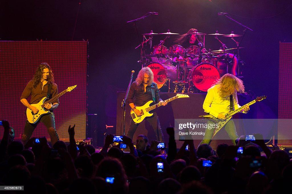 Megadeth In Concert