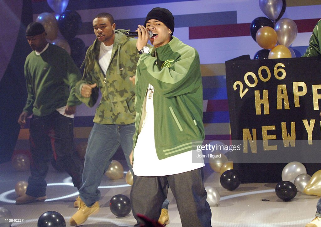 """BET's """"106 & Park"""" Taping for New Year's Eve Broadcast - December 16, 2005 : News Photo"""