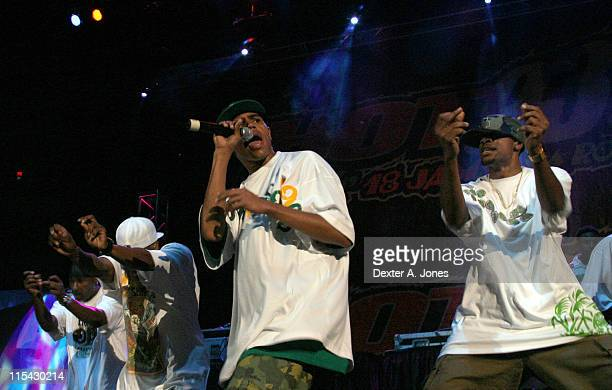 Chris Brown during Hot 937 presents Summer Jam 2006 at Hartford Civic Center in Hartford Connecticut United States