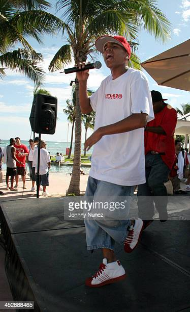 Chris Brown during Power Summit September 30 2005 at Westin Hotel in Freeport Bahamas