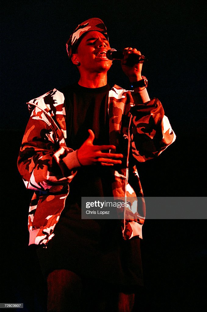 Chris Brown Showcase : News Photo