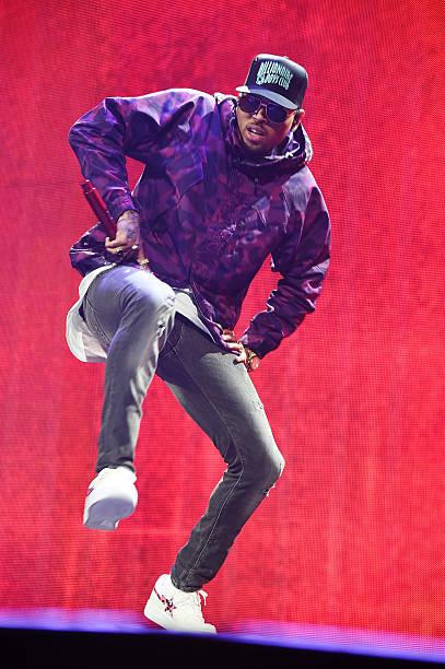 """Fotos und Bilder von Chris Brown and Trey Songz """"Between ..."""