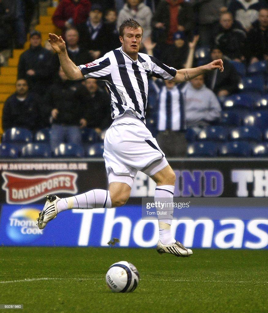 West Bromwich Albion v Bristol City : News Photo