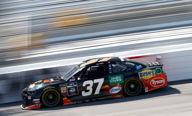 VA: Monster Energy NASCAR Cup Series Federated Auto Parts 400 - Practice
