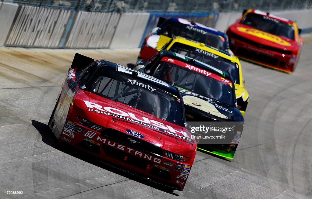 NASCAR XFinity Series Buckle Up 200